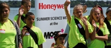 Students Become Field Scientists Through Hands-On Exploration of Onondaga Lake Watershed During Honeywell Summer Science Week at the MOST
