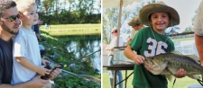 Fishing, Archery, and Conservation Activities Enjoyed by Thousands at Honeywell Sportsmen's Days at Carpenter's Brook