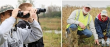 Community Volunteers Visited Geddes Brook to See How Onondaga Lake Conservation Corps Helped Bring Back 65 Fish and Wildlife Species