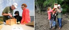 Community Volunteers Build Homes for Wildlife While Transforming the Onondaga Lake Shoreline
