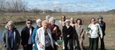 Garden Center Association of Central New York Plants a Tree to Help Enhance Onondaga Lake Habitat