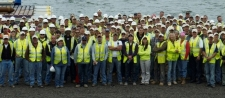 Onondaga Lake Cleanup Team Recognized With International Dredging Innovation Award
