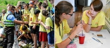 Science Expedition: Honeywell Summer Science Week Students Investigate the Onondaga Lake Watershed