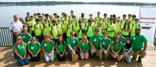 Next Generation of Citizen Scientists: Students Conduct Field Research Throughout the Onondaga Lake Watershed During Honeywell Summer Science Week