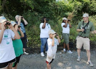 The event helped to raise awareness of Onondaga Lake as an Important Bird Area (IBA), emphasizing the importance of bird and habitat conservation within the Onondaga Lake watershed to the Greater Syracuse Community.