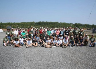 More than 50 community members participated in the Onondaga Lake Conservation Corps' inaugural event