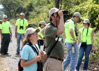 The event helped raise awareness of Onondaga Lake as an Important Bird Area, emphasizing the importance of birding and habitat conservation within the Onondaga Lake watershed to the Greater Syracuse Community.