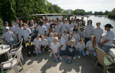 2008 Honeywell Summer Science Week at the MOST students kicked off the week with a tour of Onondaga Lake.