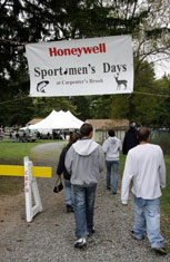 The 2009 Honeywell Sportsmen's Days gave community members a chance to learn about wildlife conservation and local outdoor recreation.