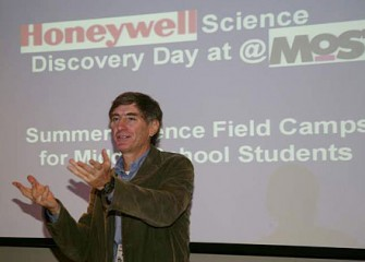Peter Plumley Explains Summer Science Week