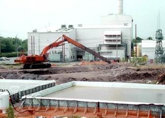 Barrier Wall Construction