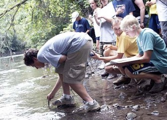 Onondaga Creek Water Sampling