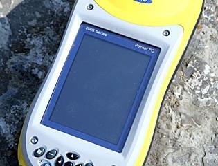 Field GPS Unit