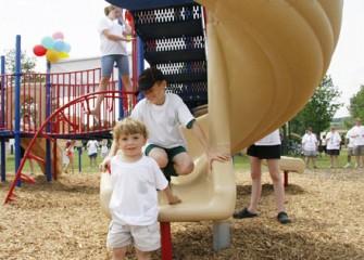 Billy Assaf at Reed Webster Park Playground