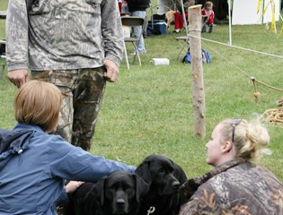 Dog Handlers Discuss how to Train Dogs to be Hunting Companions