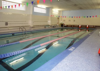 The Solvay-Geddes Community Youth Center's Repaired Pool