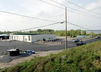Treatment Plant Building