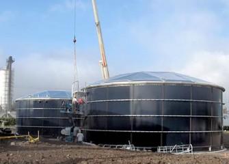 Groundwater Storage Tanks