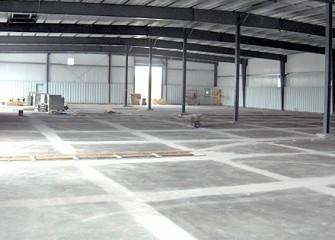 Treatment Plant Construction