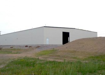 Groundwater Treatment Building