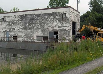 Pump House before Construction