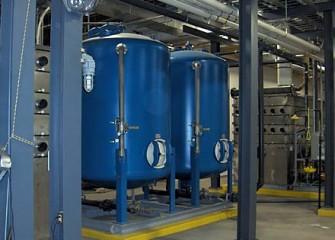 Treatment Plant Carbon Polishing Units