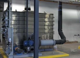 Treatment Plant Air Stripper