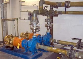 Pump House Transfer Pumps
