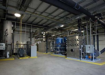 Plant Filters, Tanks, Air Strippers and Air Scrubbers