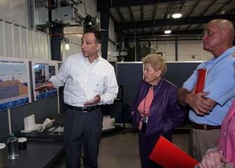 Groundwater Treatment Plant Tour