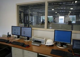 Plant Control Room