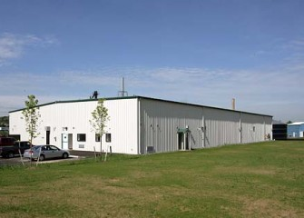 Groundwater Treatment Plant Main Building