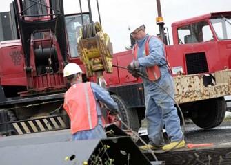 Steel Panel Rigging