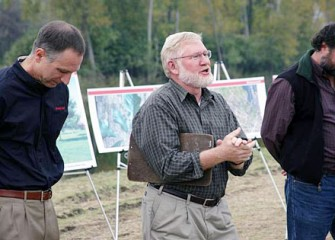 McMullen Emphasizes Importance of Wetland Restoration