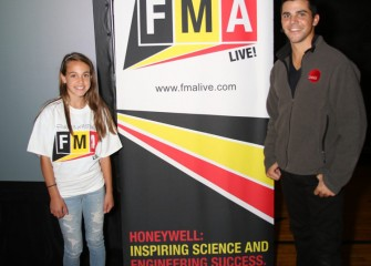 FMA Live! visited three Central New York schools on its recent tour.
