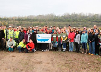 Sixty-eight community volunteers and experts participated in the 9th Onondaga Lake Conservation Corps event.