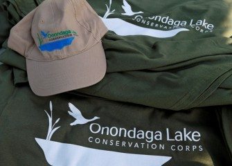 Onondaga Lake Conservation Corps seeks to inspire future stewards of Onondaga Lake and its watershed through a hands-on, experience-based program.