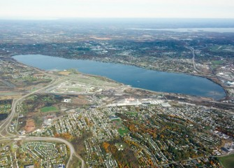 The Onondaga Lake cleanup, one of the largest remediation projects in the country, is being completed under the supervision of the New York State Department of Environmental Conservation (DEC), the New York State Department of Health (DOH), and the U.S. Environmental Protection Agency (EPA).