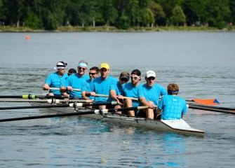 The corporate rowing league begins each year in May, and culminated this year in the inaugural Onondaga Cup on July 16. OBG placed two teams in the competition.