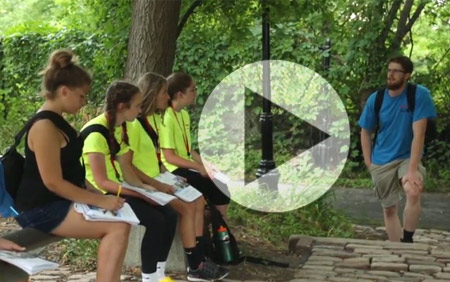 Watch a video about the impact Honeywell Summer Science Week has on students.