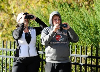 Fifteen bird species were identified during the event, including Fish Crow, Field Sparrow and White-throated Sparrow.