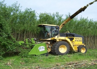 Shrub Willow Harvester