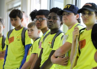 Students attending Honeywell Summer Science Week in 2019 include rising eighth and ninth graders from 17 area schools and home-schooled students in Central New York.